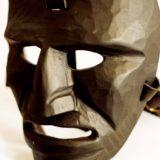 Franco Sale e la maschera dei Mamuthones di S. Fizzarotti