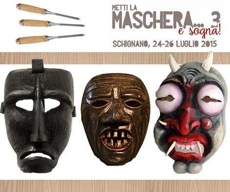 Franco Sale al Simposio internazionale di maschere