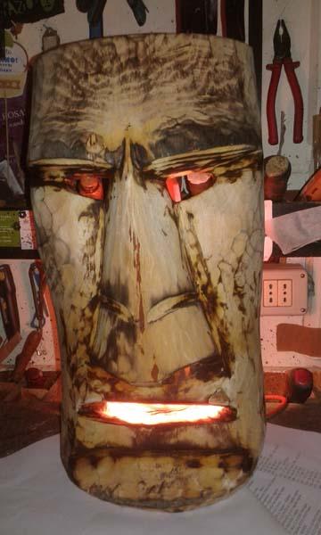 maschera lampada Franco Sale (10)